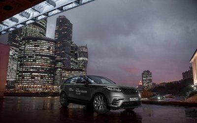 Range Rover Velar от 3 684 000 рублей, включая ТО на 5 лет
