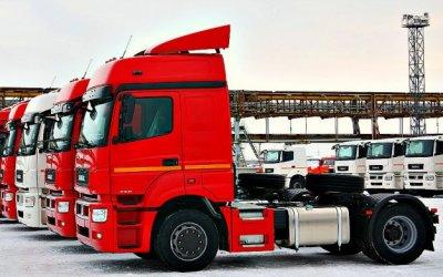 Российский рынок грузовиков: продажи снижаются