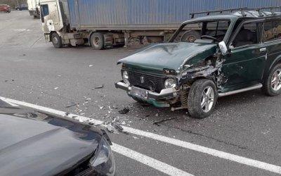 17-летняя девушка пострадала в ДТП в Сочи