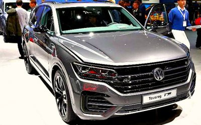 Женева-2019: показан последний дизельный Volkswagen Touareg