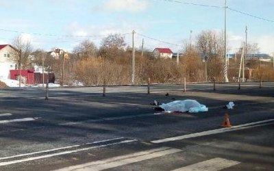 В Смоленске насмерть сбили человека