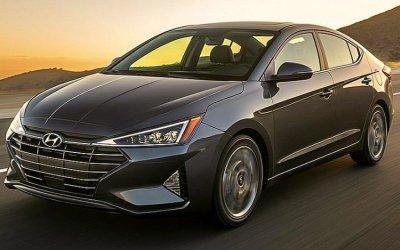 Новая Hyundai Elantra: известны российские цены