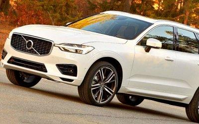 Вроссийском каршеринге появились кроссоверы Volvo