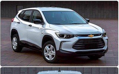 Скоро появится новый Chevrolet Tracker