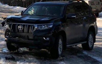 12-летняя девочка пострадала в ДТП в Прионежском районе