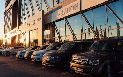 Компания «АВИЛОН» Jaguar Land Rover идет против рынка