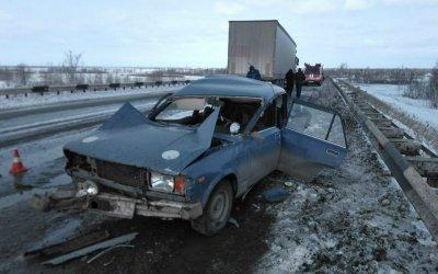 Мужчина и женщина погибли в ДТП в Челябинской области