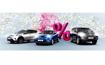 Три дня лучших цен в Тойота Центр Волгоградский