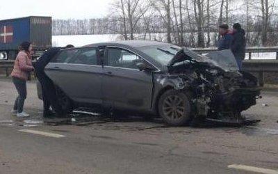 Два человека погибли в ДТП в Узловском районе Тульской области