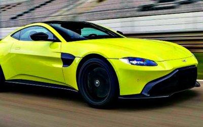 Aston Martin сделает измодели Vantage родстер