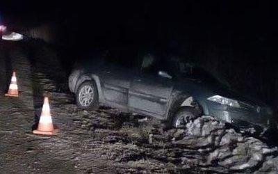Пьяный водитель спровоцировал ДТП в Сокольском районе
