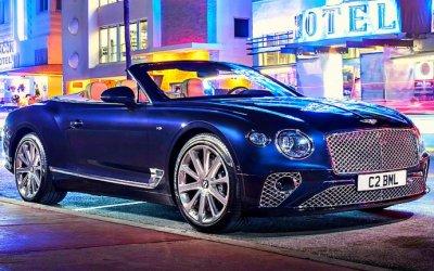 Bentley ContinentalGT получил новый мотор