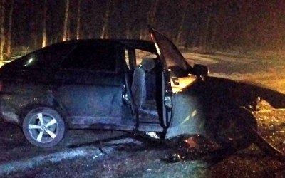 В ДТП в Пензенской области погиб молодой водитель ВАЗа