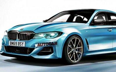 BMW M3 иM4 получат новые моторы