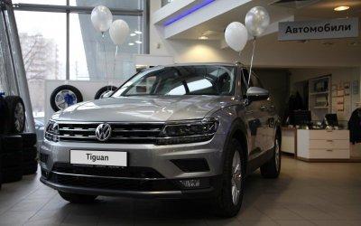 Наслаждайтесь реальностью за рулем Volkswagen Tiguan