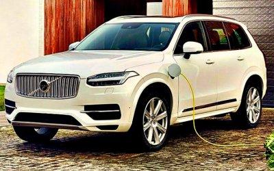 Volvo будет продавать вРоссии электромобили