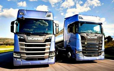 Scania: рекордные продажи вРоссии