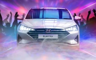 Совершенство во всем: презентация новой Hyundai Elantra
