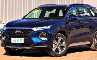 Hyundai Santa Feполучил новую модификацию