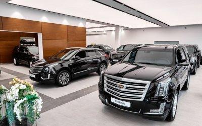 «АВИЛОН» открыл новый дилерский центр Cadillac Chevrolet