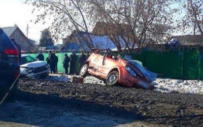 В Тюмени в ДТП погибла молодая женщина