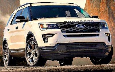 Владельцы Ford Explorer подали всуд напроизводителя