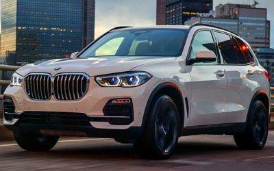 ВРоссии отзывают BMW X5