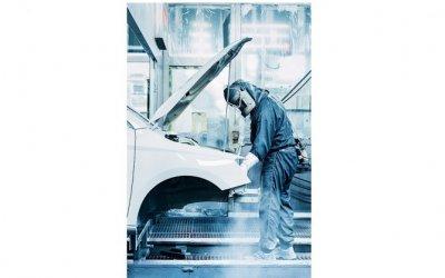 Кузовной ремонт в ВЕНТУС: позаботьтесь о своей SKODA