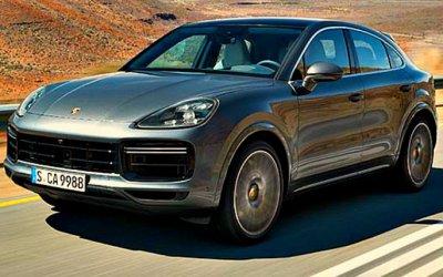 ВРоссии представлен серийный Porsche Cayenne Coupe