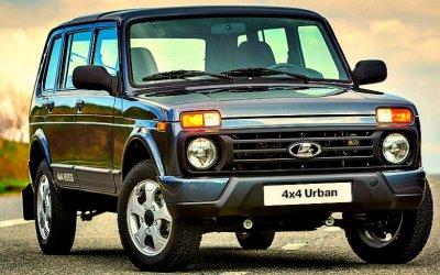 Как обновить Lada 4×4: «АвтоВАЗ» опрашивает владельцев