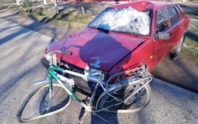 Велосипедист погиб в ДТП на Кубани