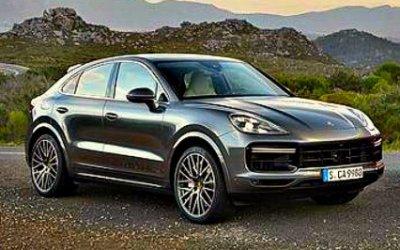 Новые модели Porsche: появилось немного информации