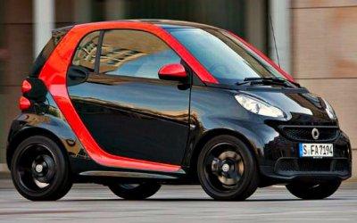 Daimler-Benz может отказаться от марки Smart