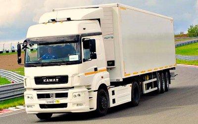 Расширена гарантия нагрузовики «КамАЗ-5490»