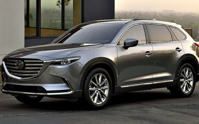 ВРоссию прибыл кроссовер Mazda CX-9