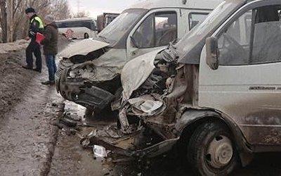 Пять человек пострадали в ДТП в Нижневартовске