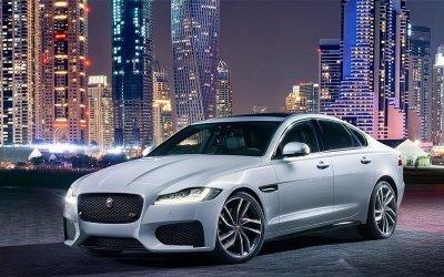 Jaguar XF с преимуществом до 270 000 рублей