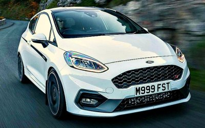 Ford FiestaST: мотор управляется смартфоном