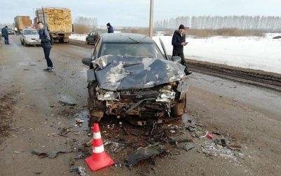 22-летний водитель погиб в ДТП в Башкирии