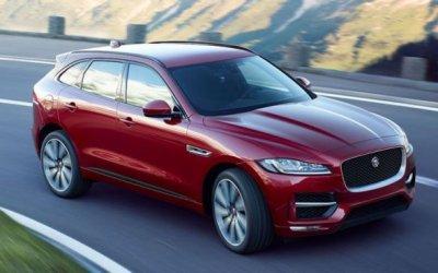 Jaguar F-Pace с преимуществом до 450 000 рублей