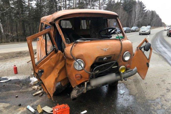 Два человека погибли в ДТП под Ангарском (1)