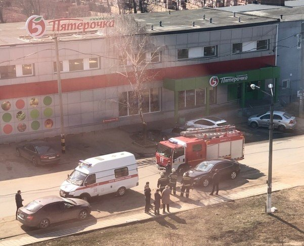 В Туле Mazda сбила пешехода