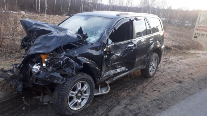 Женщина погибла в ДТП вКстовком районе (3)
