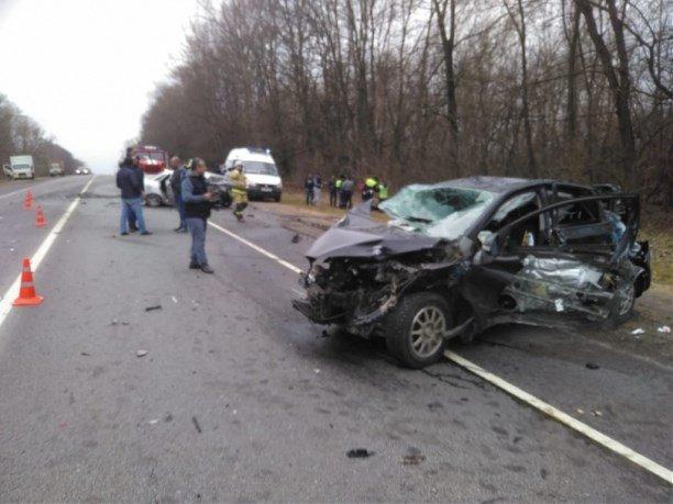 Пять человек пострадали в ДТП в Тульской области (3)