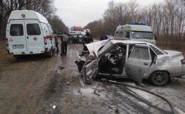 Пять человек пострадали в ДТП в Тульской области (1)