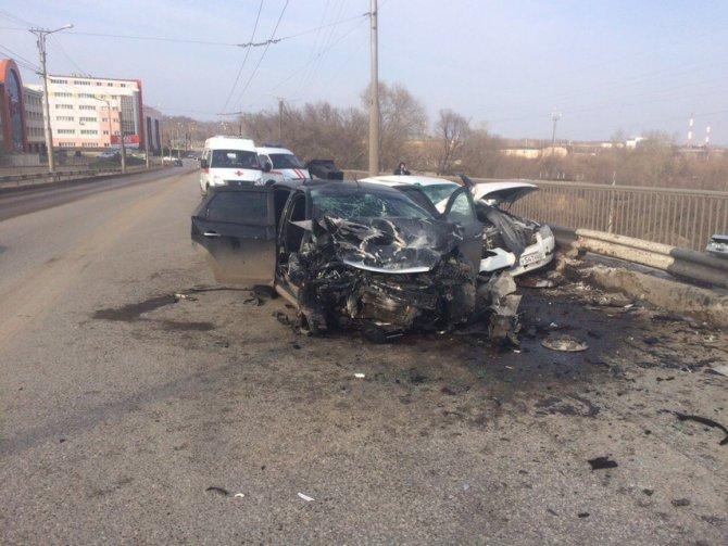 Три человека погибли в ДТП в Саранске (1)