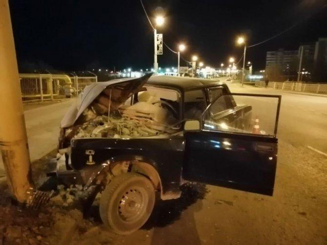 В ДТП в Альметьевске погиб 18-летний парень (1)