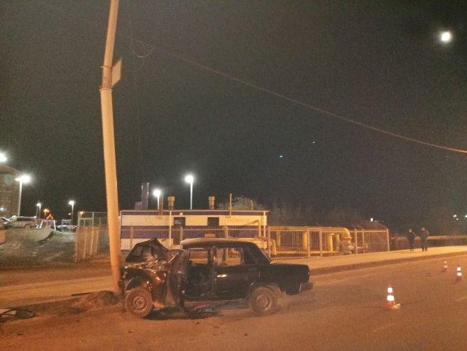 В ДТП в Альметьевске погиб 18-летний парень (2)