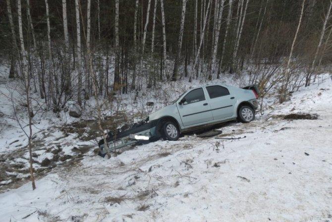 Женщина погибла в ДТП в Каслинском районе (1)