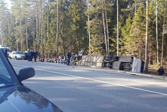 В массовом ДТП в Люберцах погиб человек